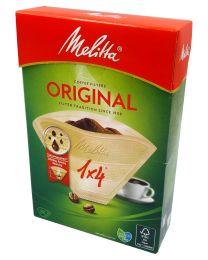 Melitta Original 1x4 coffee filters