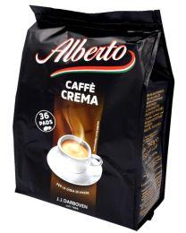 Alberto Caffe Crema 36 Kaffeepads