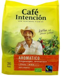 Cafe Intencion 36 pads