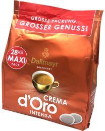 Dallmayr Crema d'Oro Intensa 28 pads