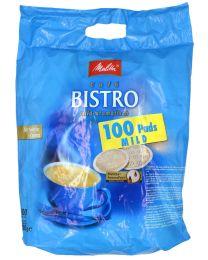 Melitta Bistro Mild-aromatisch 100Pads